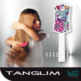Lim Hair Cepillo Tanglim Flowers